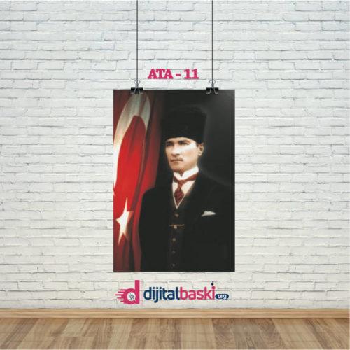 atatürk posterleri ATA 11