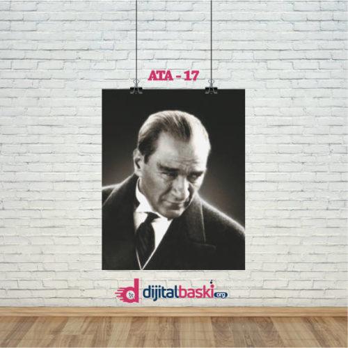 atatürk posterleri ATA 17
