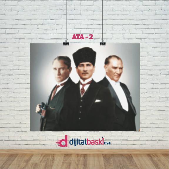 atatürk posterleri ATA 2