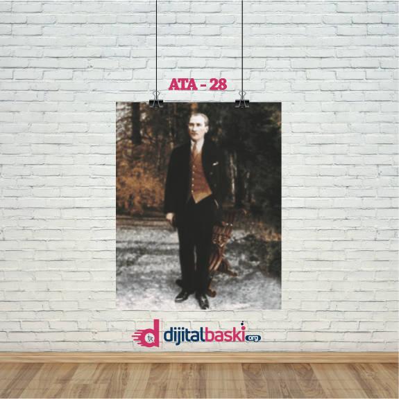 atatürk posterleri ATA 28