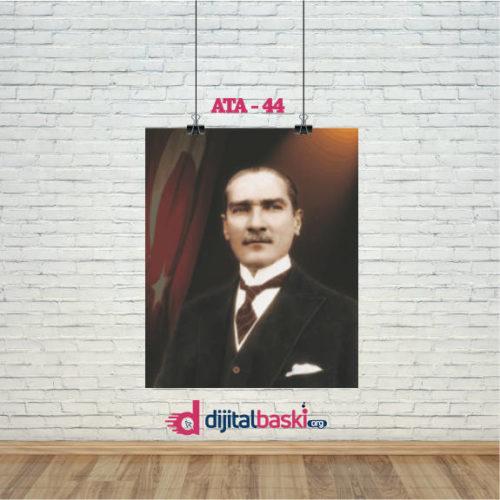 atatürk posterleri ATA 44
