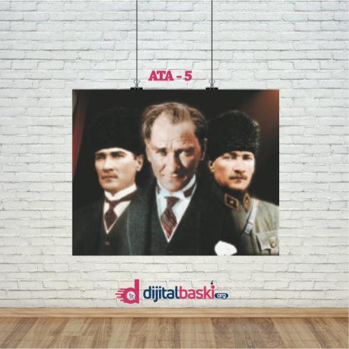 atatürk posterleri ATA 5