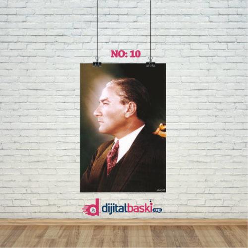 atatürk posterleri no 10