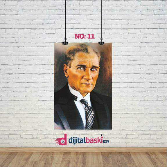 atatürk posterleri no 11