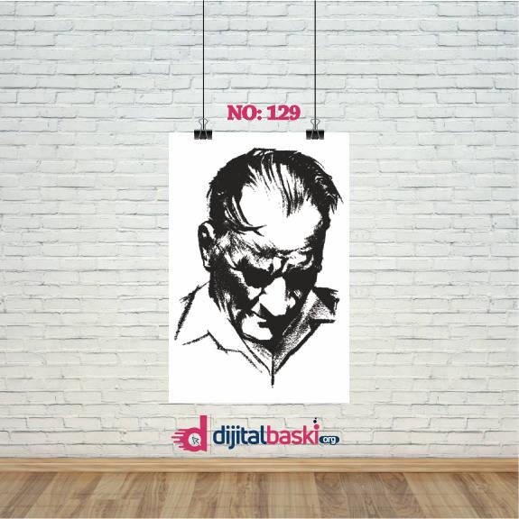Atatürk Posteri No:129