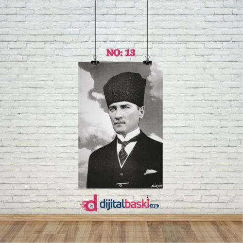 atatürk posterleri no 13