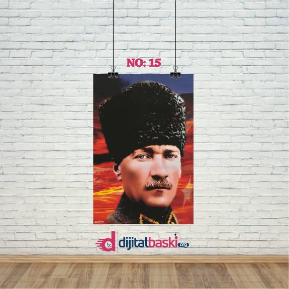 atatürk posterleri no 15