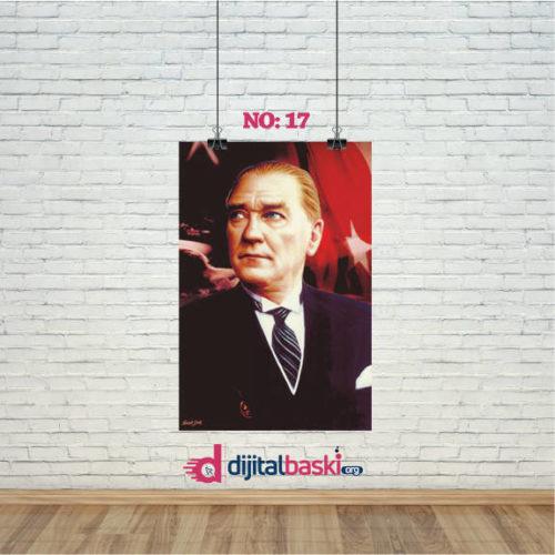 atatürk posterleri no 17