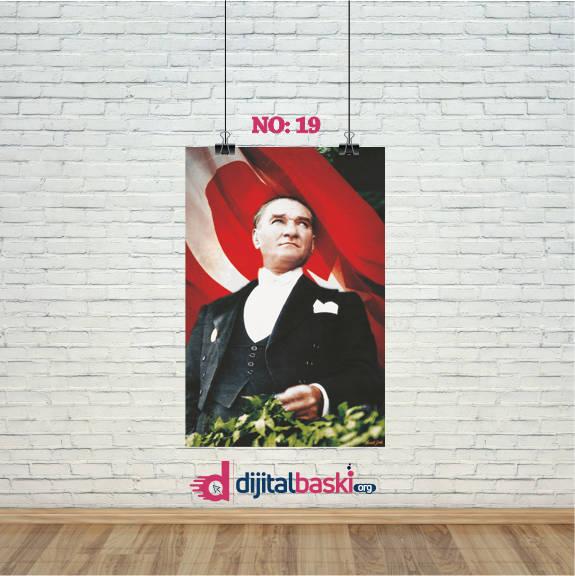 atatürk posterleri no 19
