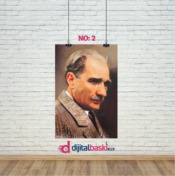 atatürk posterleri no 2