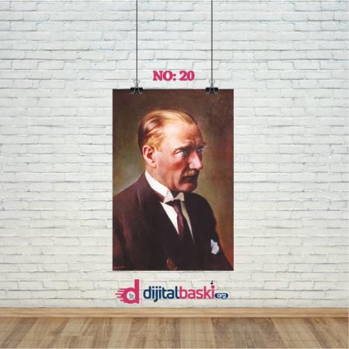 atatürk posterleri no 20