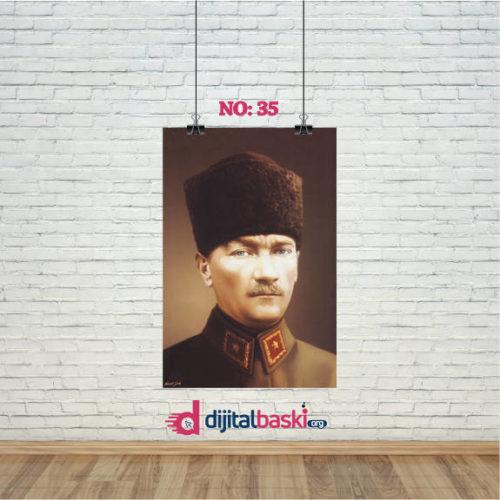 atatürk posterleri no 35