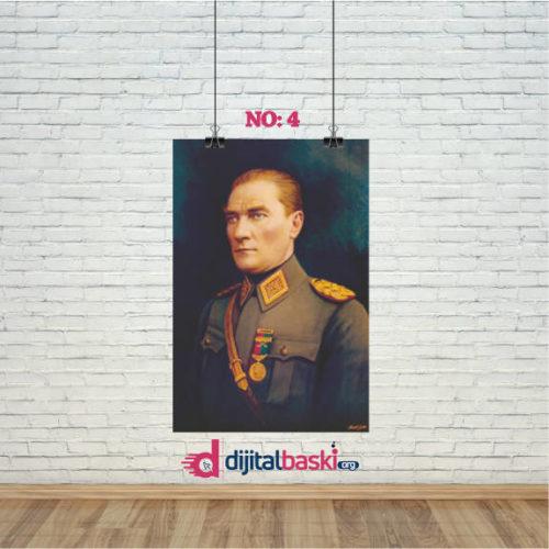 atatürk posterleri no 4