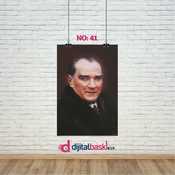 atatürk posterleri no 41