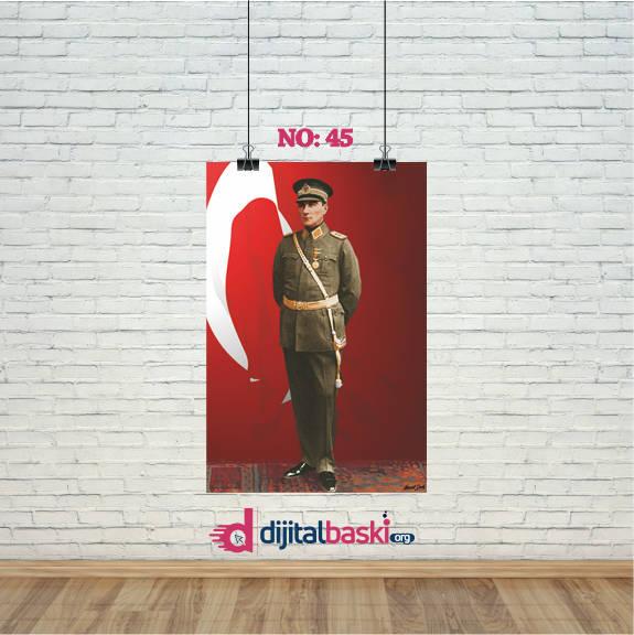 atatürk posterleri no 45