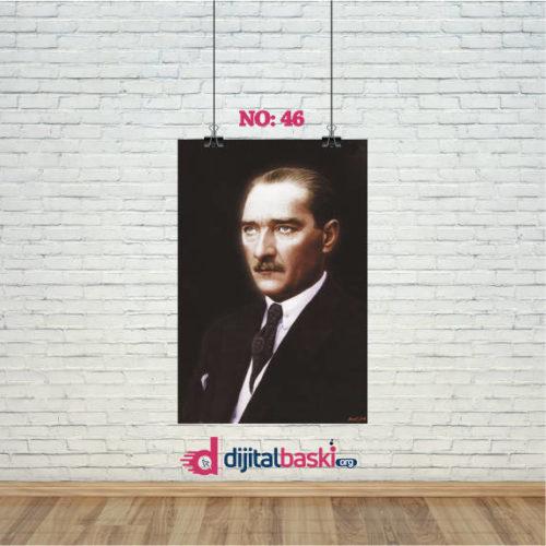 atatürk posterleri no 46