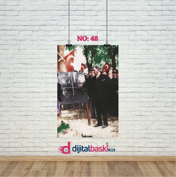 atatürk posterleri no 48