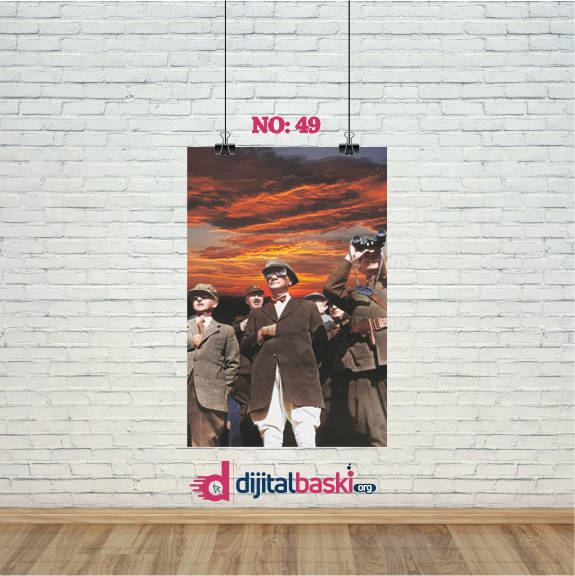 atatürk posterleri no 49