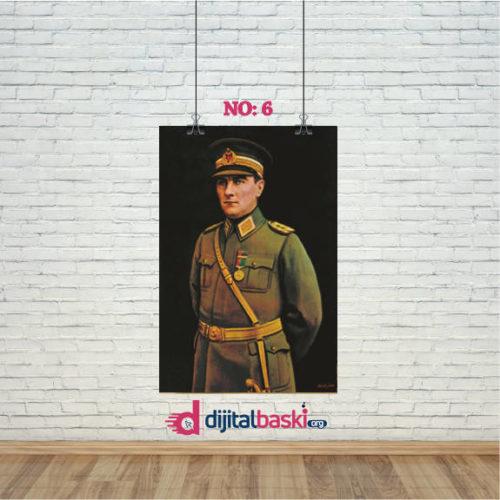 atatürk posterleri no 6