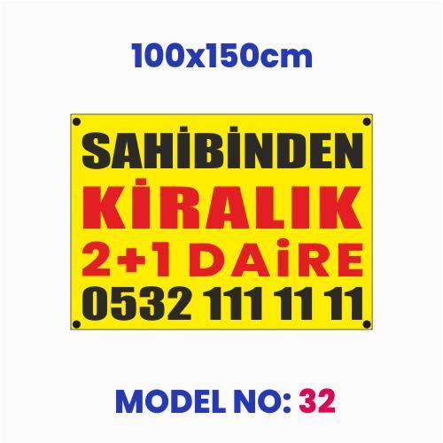 100x150cm afiş, pankart